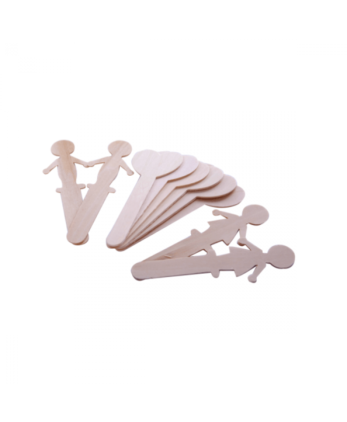 Cut out Designs - Boy and Girl