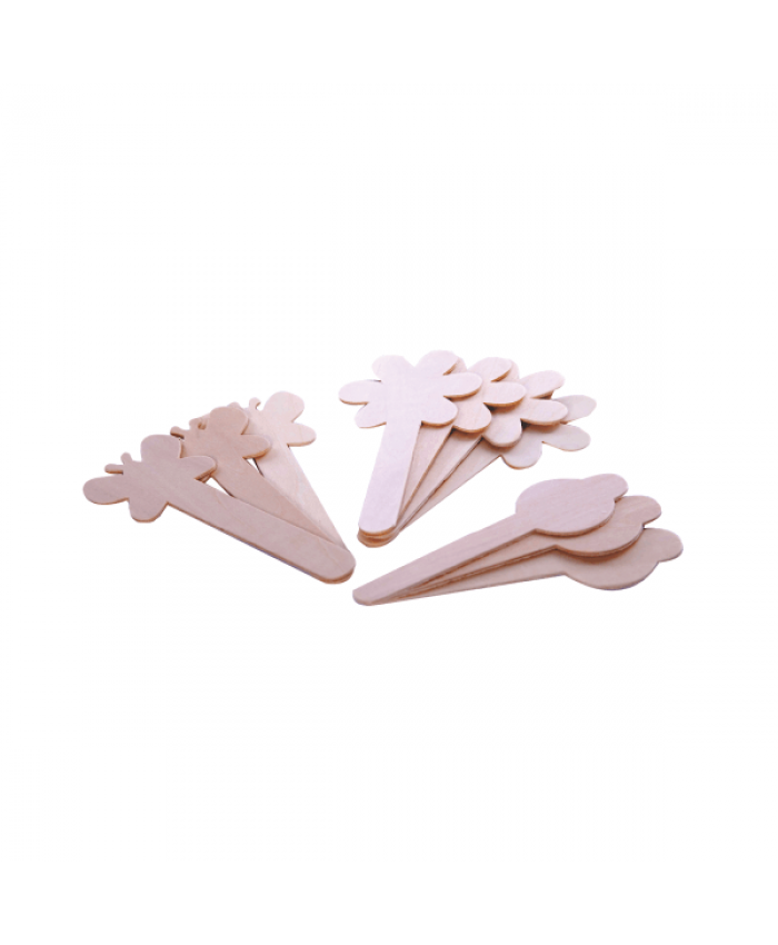 Cut out Designs - Butterfly and Flower