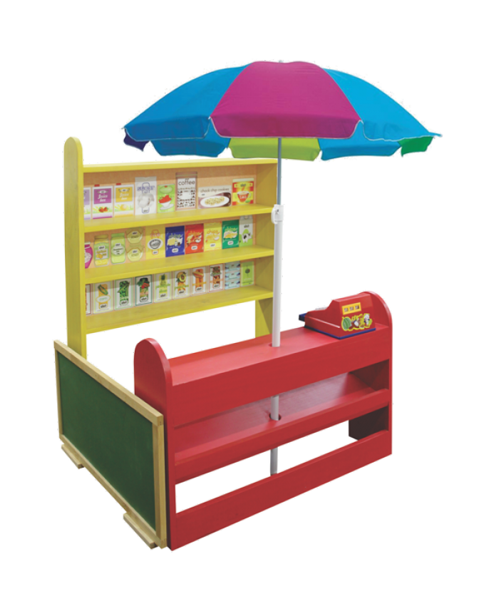 Shop  - Free Standing