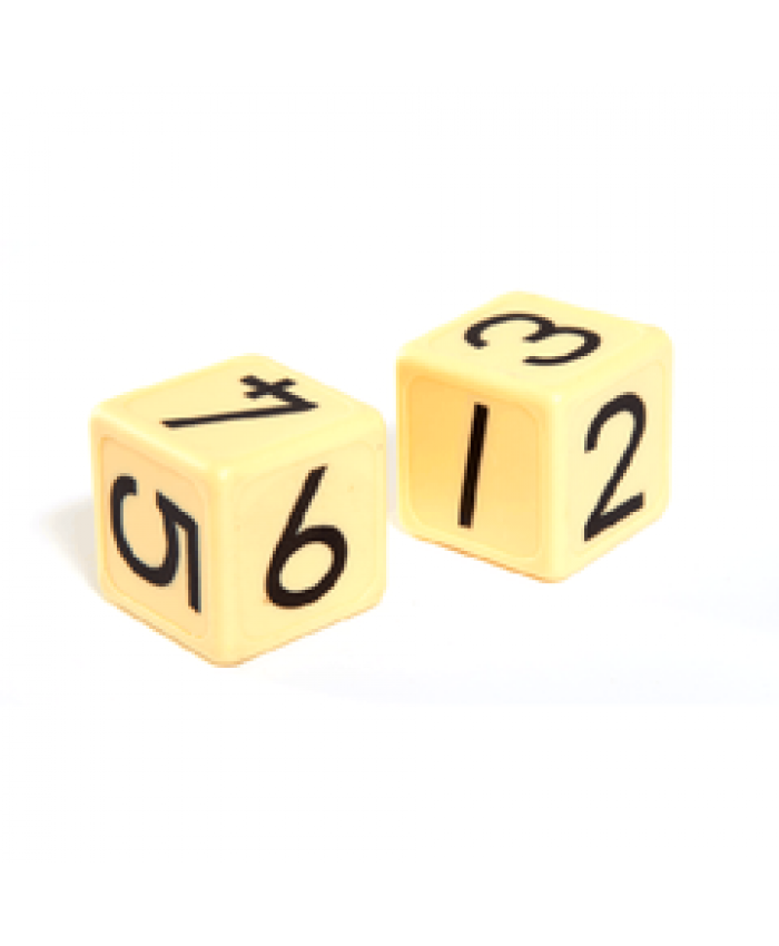 Small Dice Number