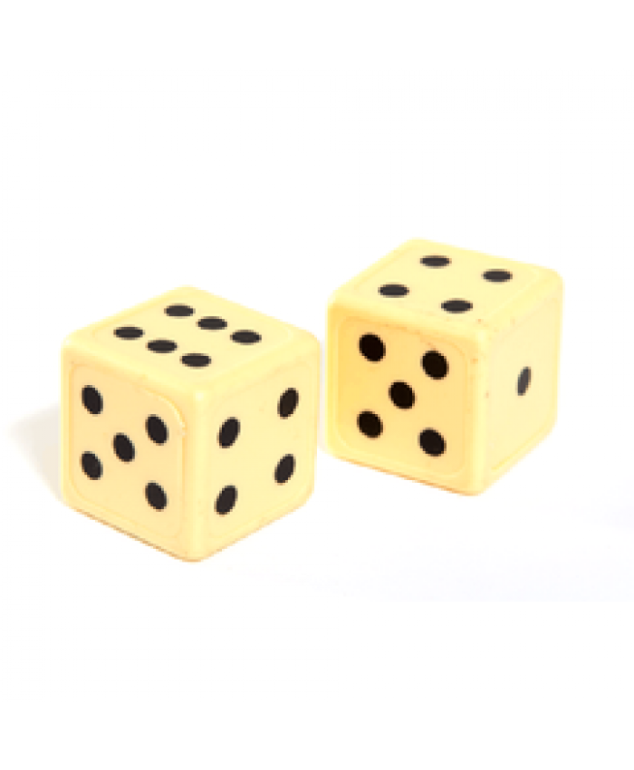Small Dice- Dots